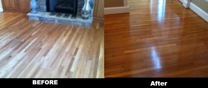 Wood Floor Refinishing Oxymagic